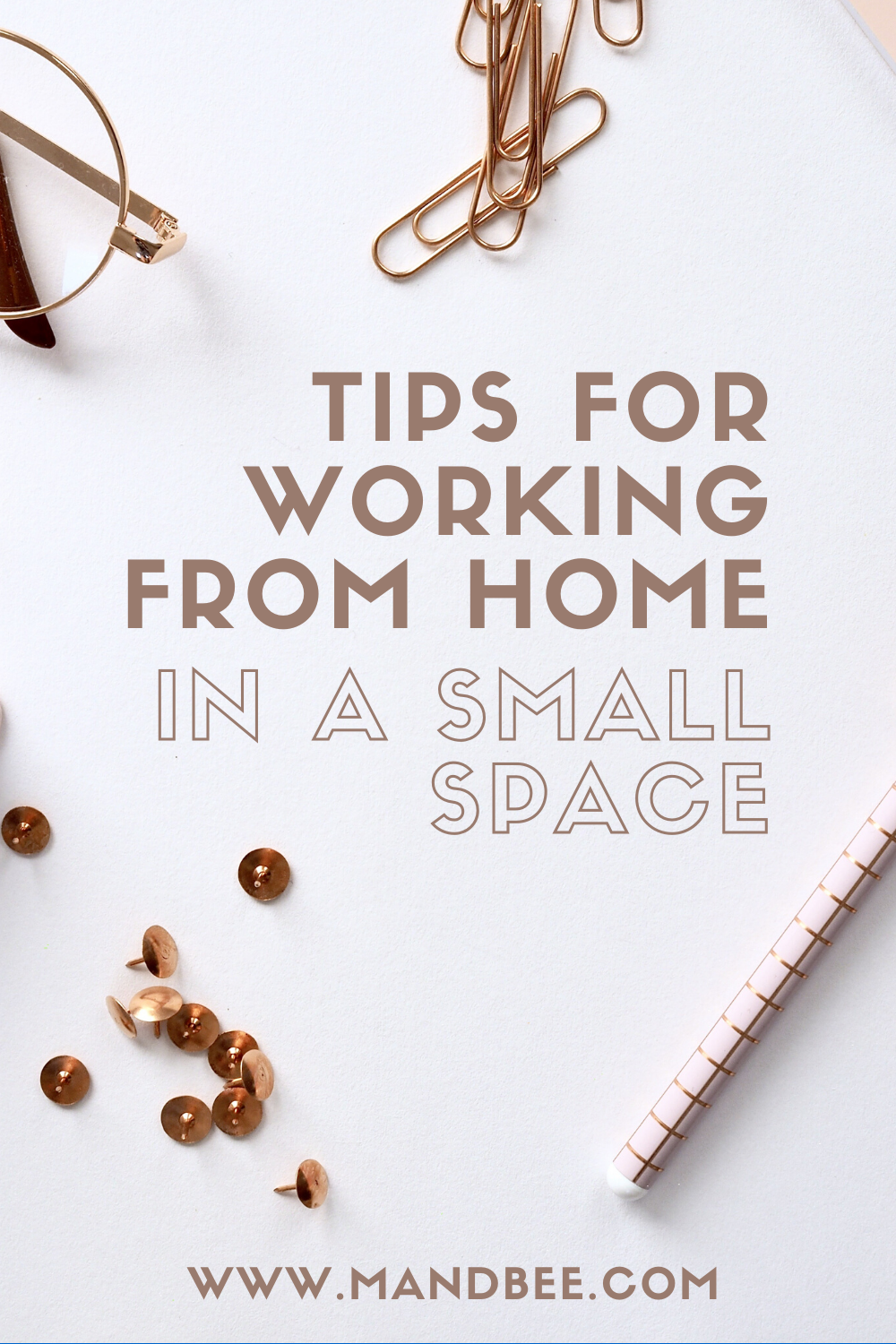 Tips for Working from Home In a Small Space