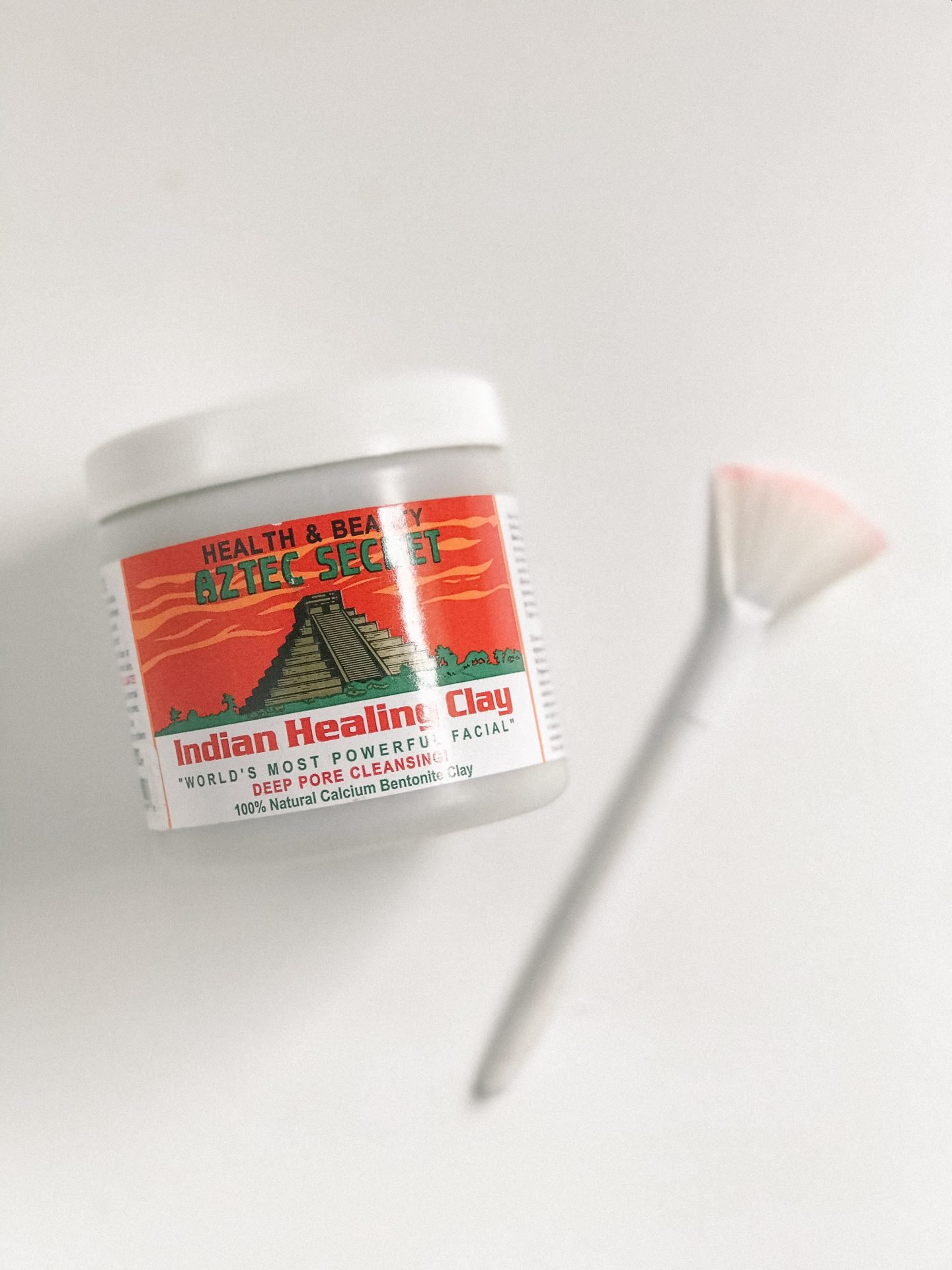 Aztec Secret Indian Healing Clay Face Mask Review