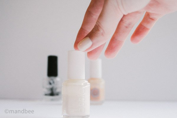 The Perfectly Neutral Nail Color: Essie Tuck It In My Tux Nail Polish Review