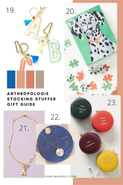 Anthropologie Gift Guide Roundup