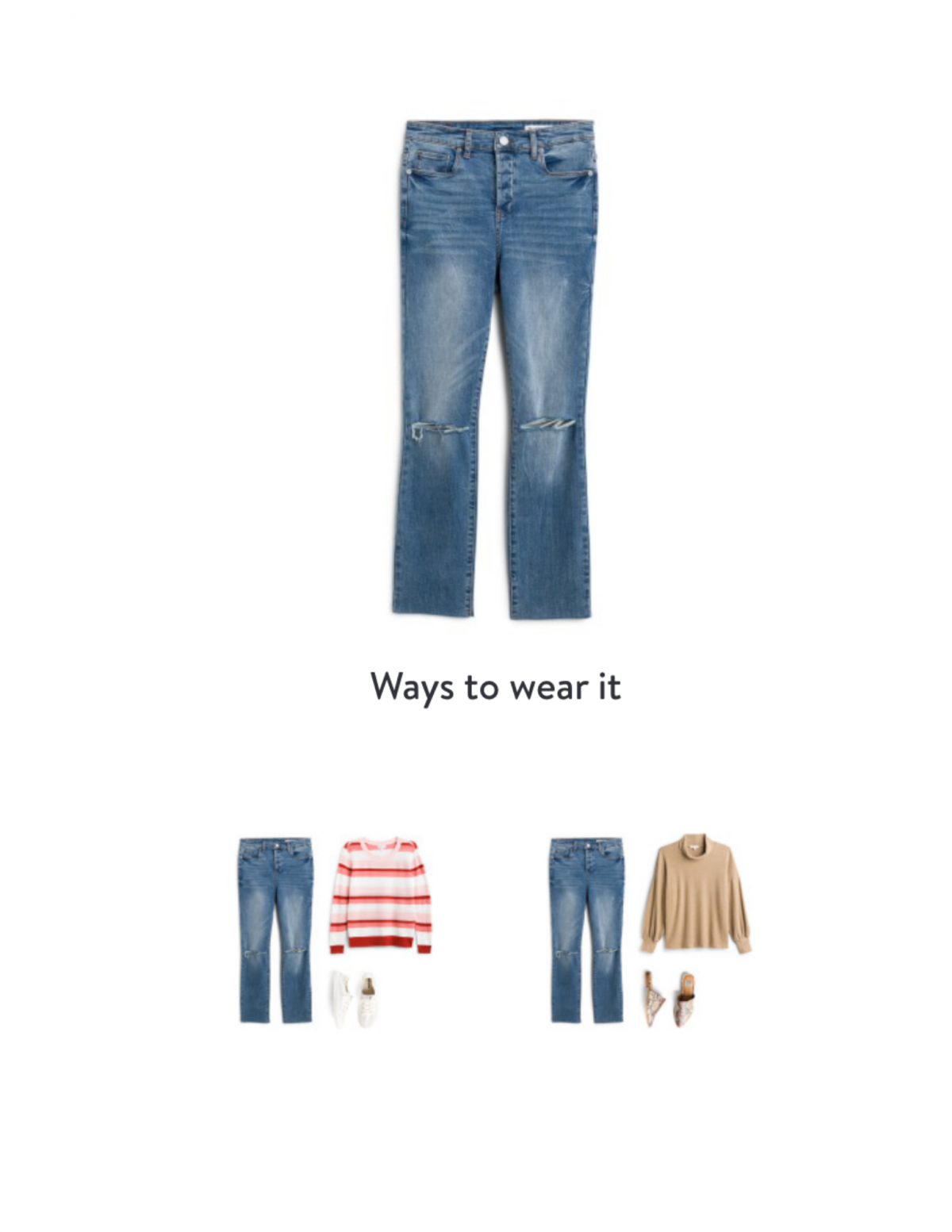 First Stitch Fix Review + Try on