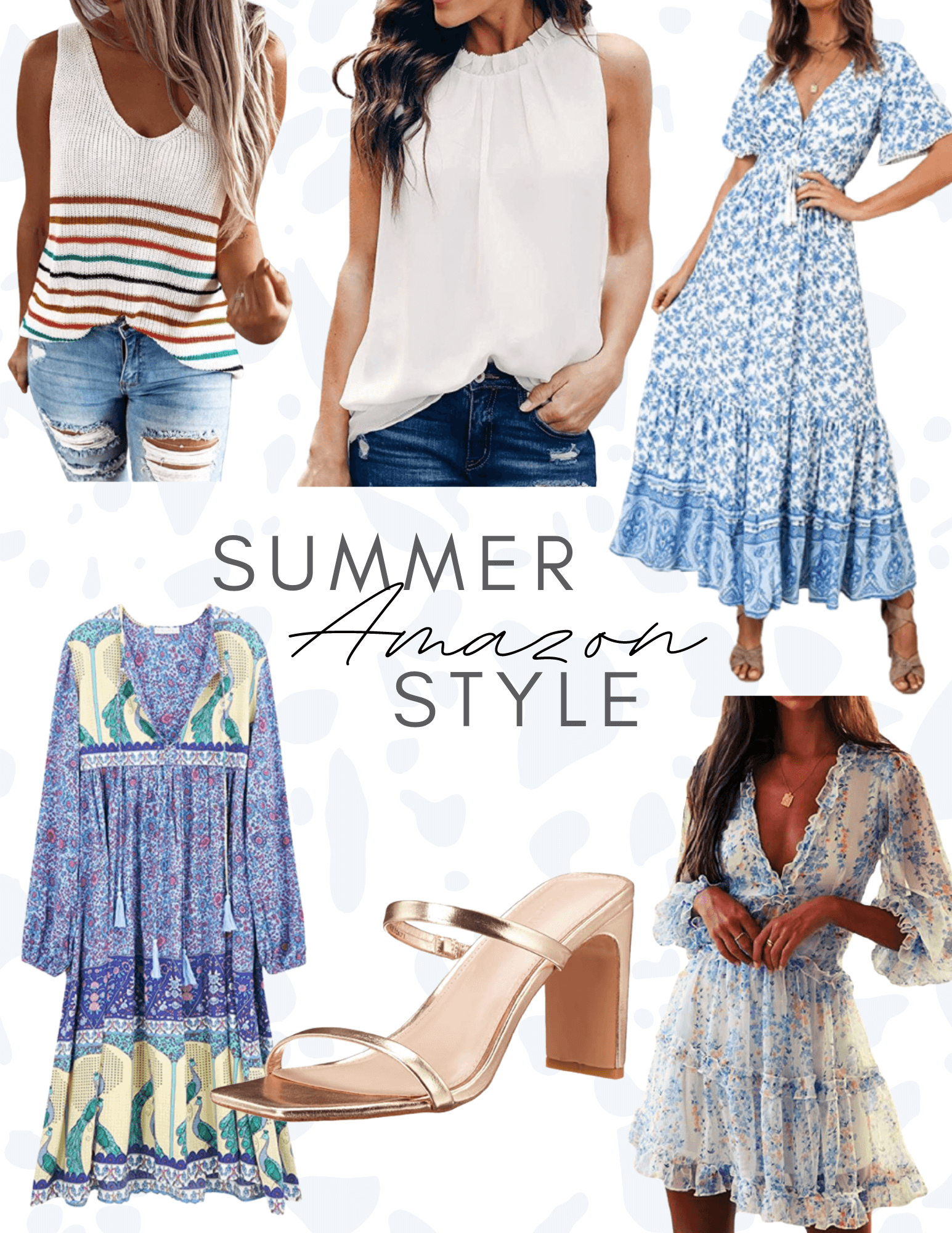 What's In My Cart: Amazon style finds for Summer